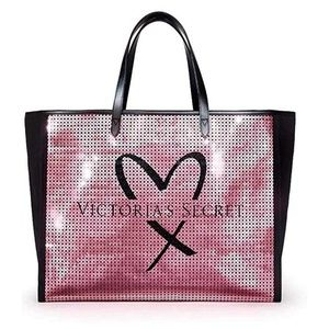 Victoria's Secret Pink Showstopper Sequin Bling To
